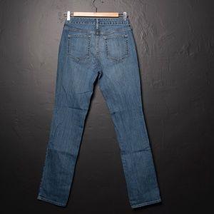 Women's Eddie Bauer Curvy Slim Straight Jeans sz 2